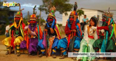 Historiantes de San Antonio Abad